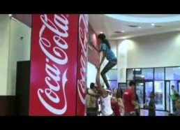 CocaCola draugystės automatas