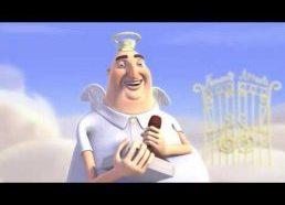 Dangiškieji apdarai trumpa animacija iš David Lisbe