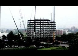 Stunning Time Lapse Video Of China Completing 15 Story Hotel In 6 Days