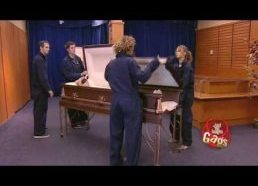 Coffin Relaxation - JFL Hidden Camera Pranks & Gags