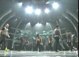 Ekstraordinariu šokėjų lyga