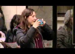 Autobuso stotelė su vaizdo efektais - pepsi max reklama