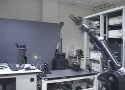Labai greita Roboto Ranka