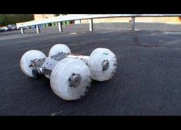 Blusa - Šokinėjantis Robotas iš Boston Dynamics