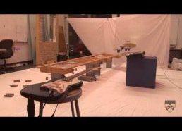 RC Sraigtasparniai(Quadrotors) Atlieka James Bond Filmo Garso Takelį