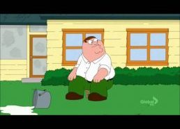 Family Guy - Pyteris ir Red Bull'is
