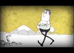 Kaip žmogus užvaldė pasaulį - animacija