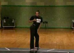 Bene geriausias Robo Dance šokėjas