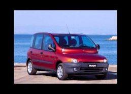 RADISTAI - Skambutis dėl Fiat Multipla