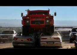 Maruder - Mašina Visureigis Šarvuotis, parduodama ir paprastiems mirtingiems - Top Gear