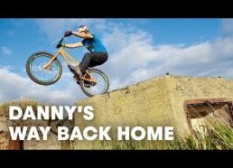 "Danny MacAskill - ""Kelias namo"" (""Way Back Home"")"